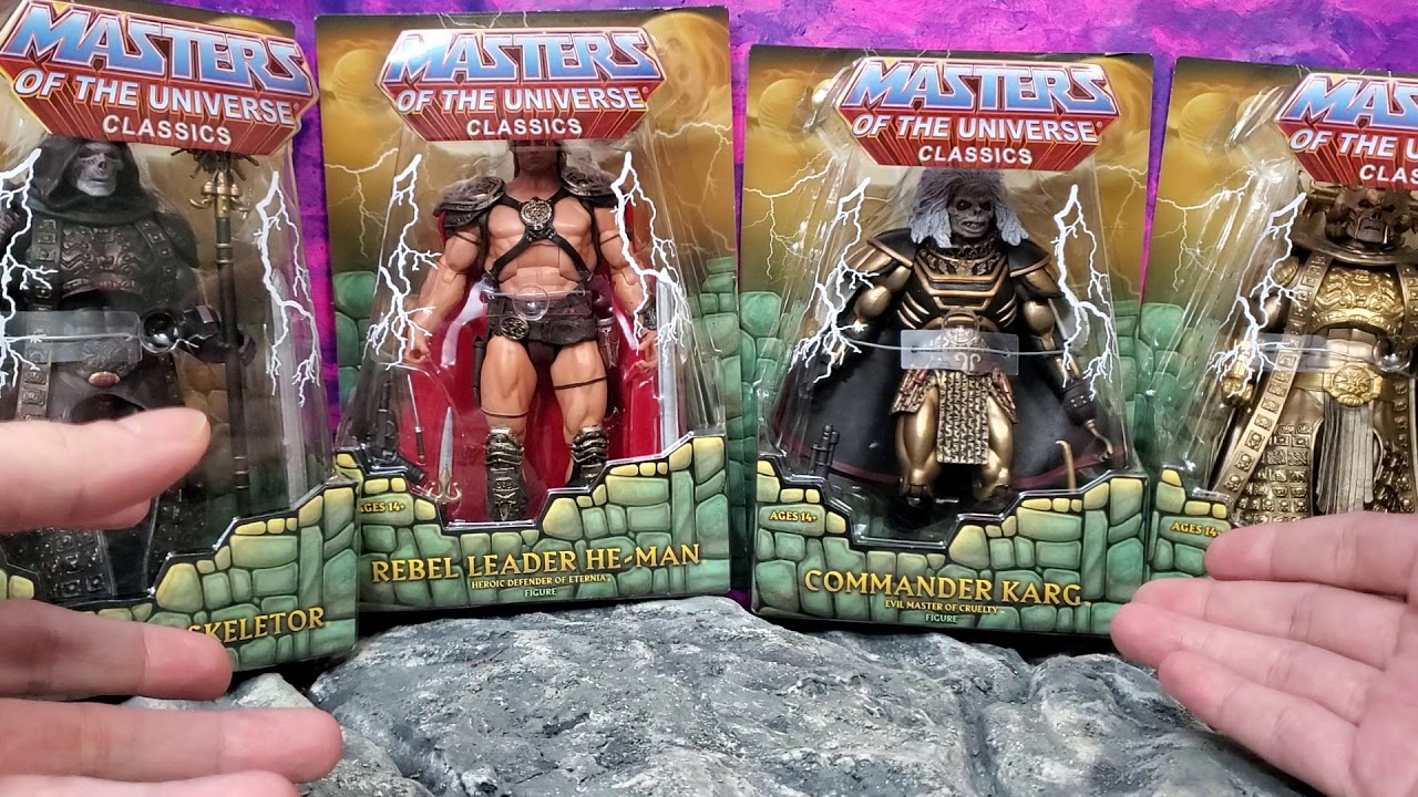 Masters of the Universe Collector´s Choice William Stout Collection He-man