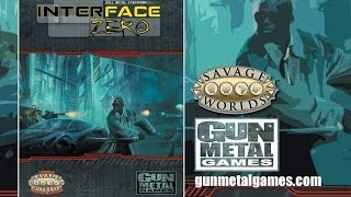 Game Geeks #226 Interface Zero by Gun Metal Games