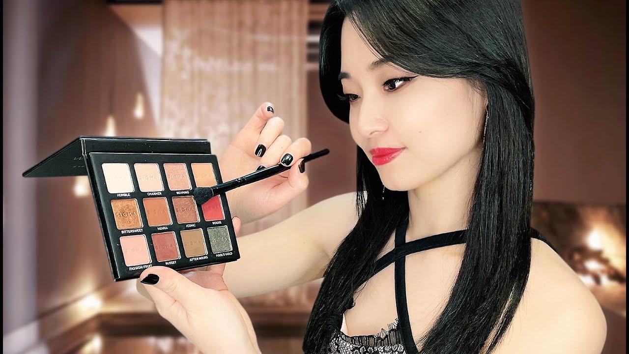 [ASMR] Makeup Artist Does Your Makeup