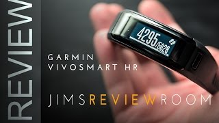 Garmin VivoSmart HR - REVIEW