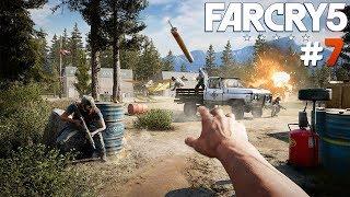 AGRESYWNY ROSOMAK | Far Cry 5 [#7]