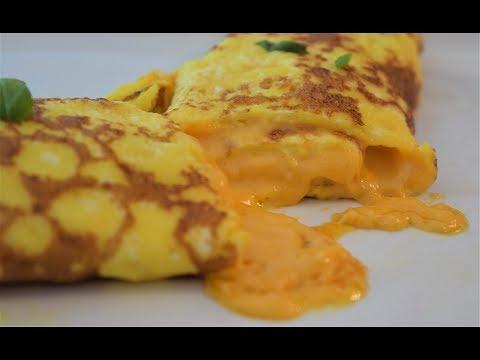 Omelet de Queso Cheddar thumbnail
