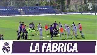 Infantil A are Group 1 División de Honor champions!