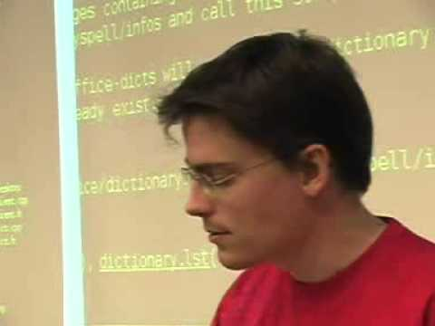 05 OpenOffice org in Debian Chris Halls Rene Engelhard