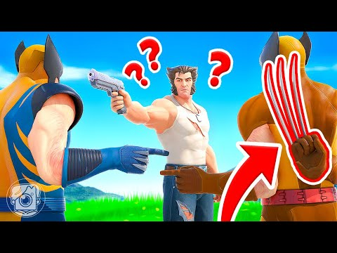 WHICH WOLVERINE is the KILLER? (Fortnite Murder Mystery) |