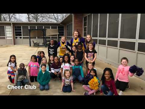Montevallo Elementary School Club Day