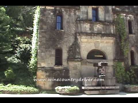 A visit to the Chateau Montelena Winery & Vineyards in Calistoga, CA (Napa Valley)
