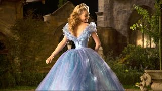 'Cinderella' Star Responds to Photoshopped Gown Rumors
