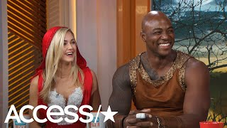 DeMarcus Ware Says His 'DWTS' Injury Pain Level Went To 11 | Access