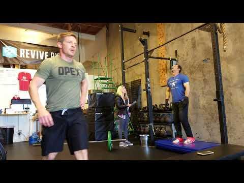 Steve Crane Open workout 18.5
