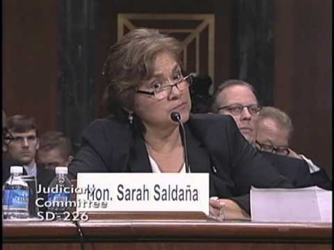 Sen. Cruz Questions ICE Dir. Sarah Saldaña on Obama Administration