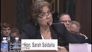 Sen. Cruz Questions ICE Dir. Sarah Saldaña on Obama Administration's Immigration Policy