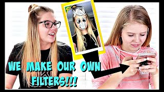 3 MARKER CHALLENGE || CRAYOLA FUNNY FACES & SILLY SCENTS ||Taylor and Vanessa