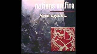 Nations on Fire -  Burn Again (Full Album)