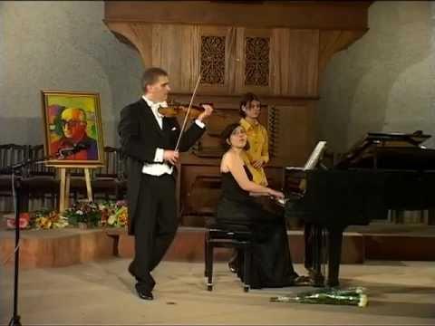 Nikolay Madoyan Kreisler Liebesleid - Nikolay Madoyan & Nina Sarapian