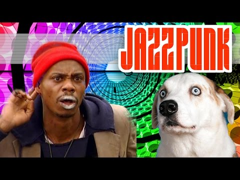 WHAT HAPPENS IF YOU DO DRUGS? | Jazzpunk Part 2