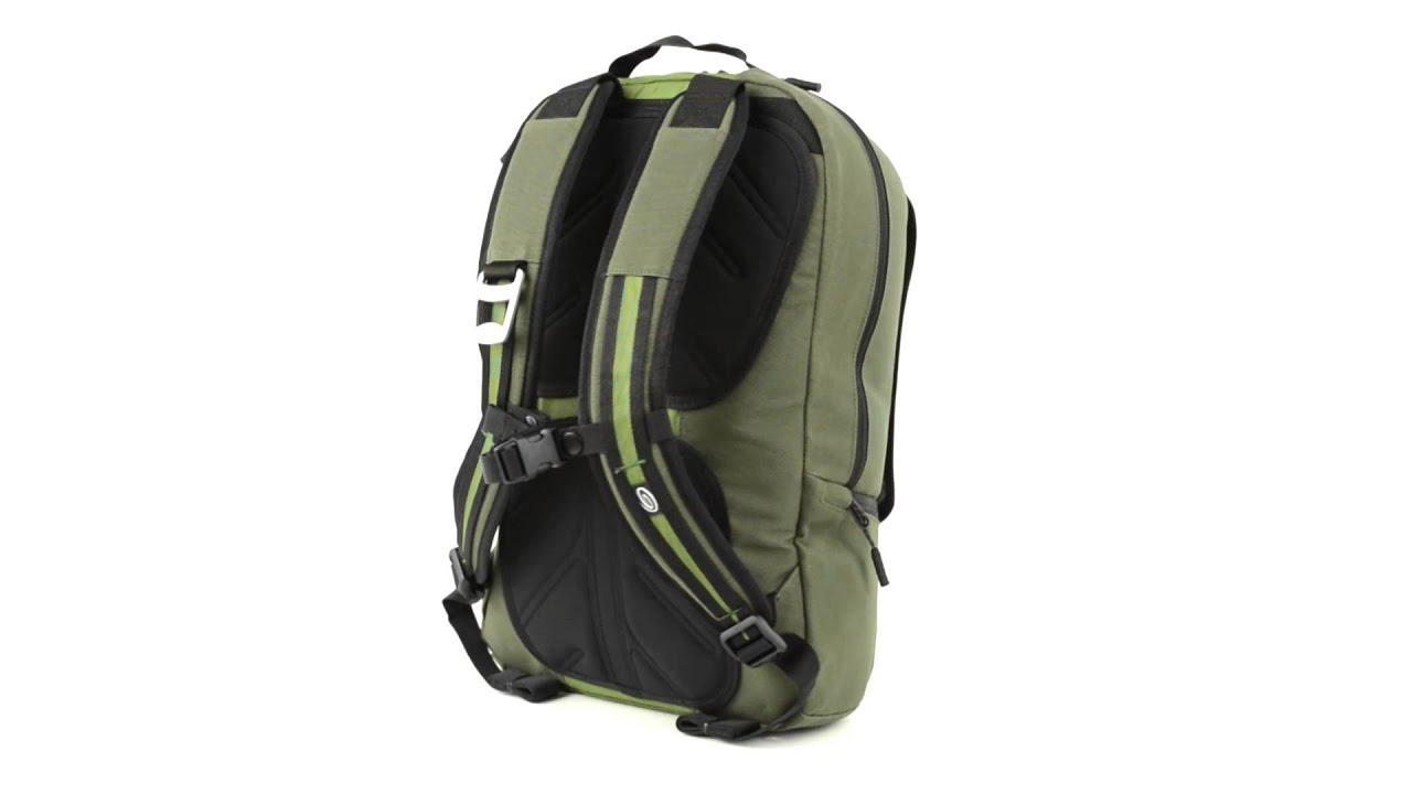 1cd8a7991e2b Timbuk2 Q Laptop Backpack - Medium - YouTube