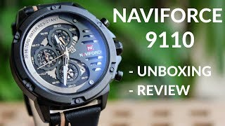 naviforce NF9110 - Unboxing - Review