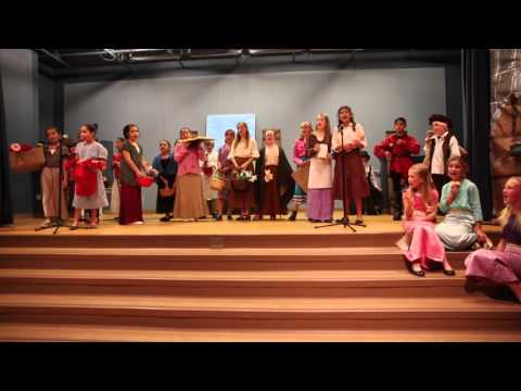 Beauty and the Beast - Brandon School - First Performance