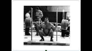 Приседания со штангой: особенности, мышцы, техника выполнения, видео