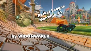 Rocket League Montage #1 | WIDONWAKER