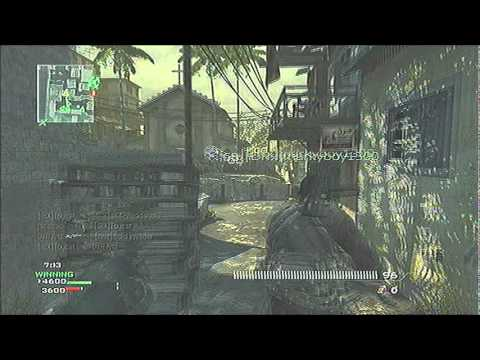 MW3: PM9 Rapid fire Gameplay / Commentary - PM9 Guide