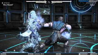 Mortal Kombat X Online Ranked Matches - Climbing Back Up (MKX PS4 Gameplay)