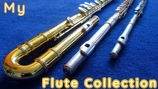 My Flute Collection