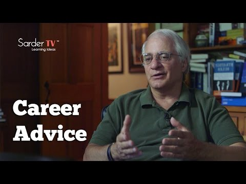 What advice do you have for young people? by Michael Cusumano, Author of Strategy Rules