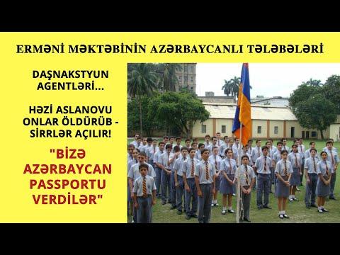ERMƏNİSTANDA YETİŞDİRİLƏN 'AZƏRBAYCANLILAR'