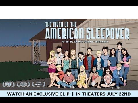 Comedy - THE MYTH OF THE AMERICAN SLEEPOVER - TRAILER | Jade Ramsey, Amy Seimetz, Nikita Ramsey