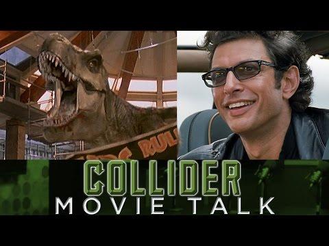 Jeff Goldblum Joins Jurassic World 2 - Collider Movie Talk