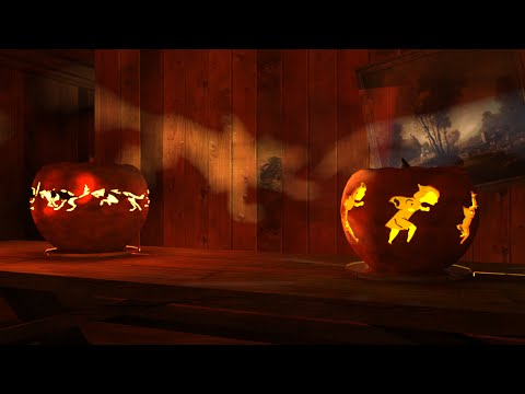 Creating An Animated Pumpkin Carving