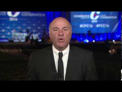 Kevin O'Leary - Carbon Tax