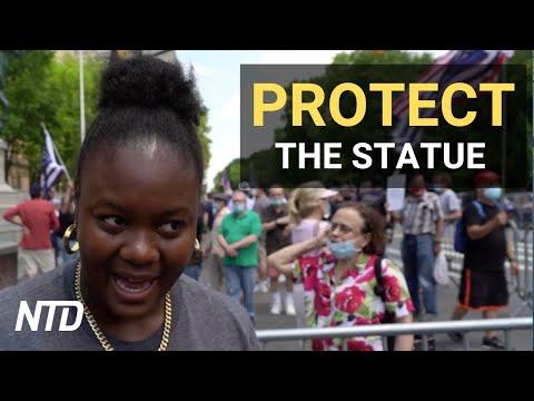NY Republicans Defend Roosevelt Statue