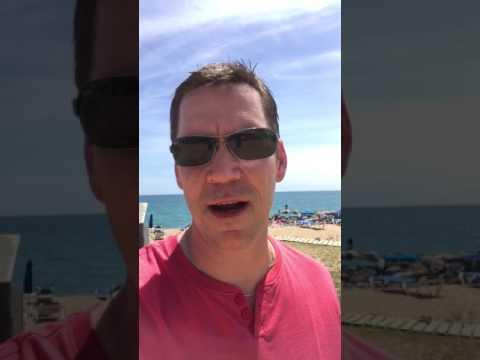 Robert Mizzell calls us from Spain