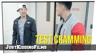 Movies vs Real Life: Test Cramming