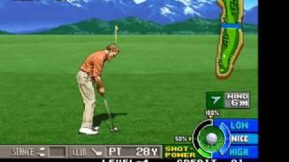 Neo Turf Masters (golf) : Albatross shots