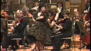 Ernesto Halffter: Sonatina: 2 Dances - II. Danza de la gitana, Castanets.Dancer: Lucero Tena