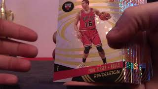 Dakota's 2016/17 Panini Revolution Basketball Box Break