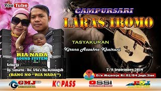 Gambar cover Live CS. LARAS IROMO // GMJ Multimedia Vidio Full HD