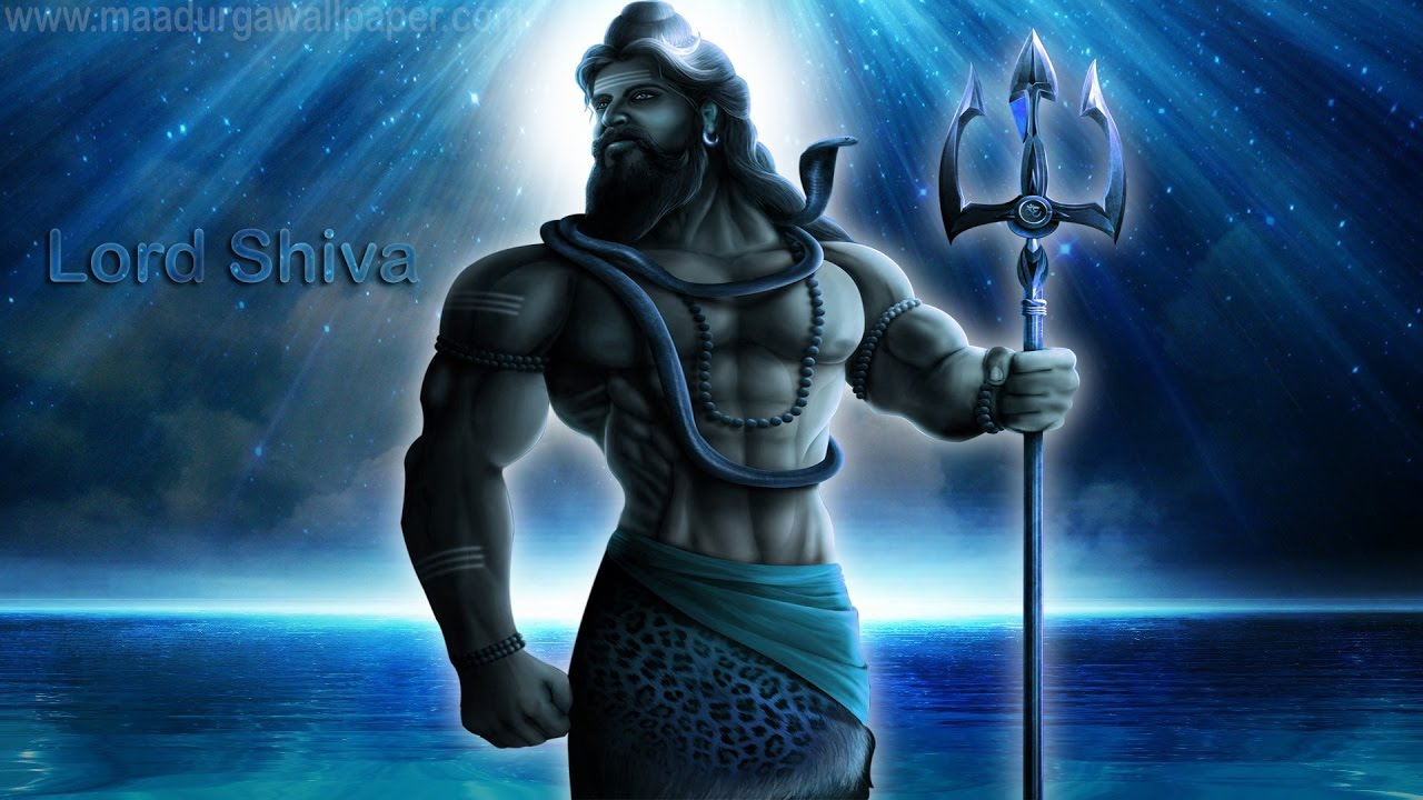 Lord Shiva Wallpapers 3d: Lord Shiva Most Powerful Mantra For Motivation