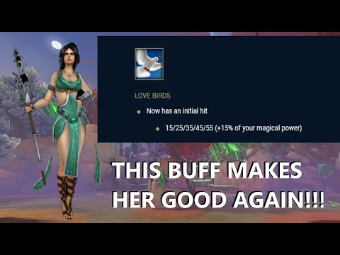 APRODITES BUFF MAKES HER GOOD AGAIN?? - Grandmasters Ranked 1v1 Duel - SMITE