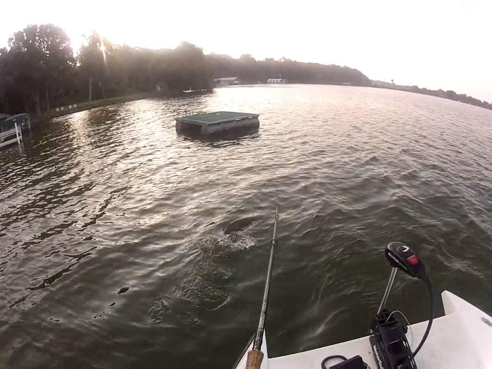 Lake minnetonka lure co muskie youtube for Lake minnetonka fishing report