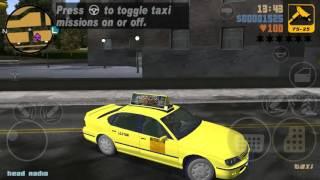 GTA 3 ANDROID GTA IV NIKO SKIN MOD+COP TESTING VIDEO