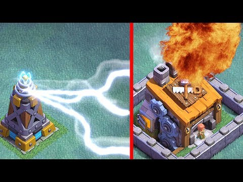 OVERPOWERED MEGA TESLA!! | Clash Of Clans | New weapon!