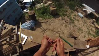 видео Цены на арматурные хомуты