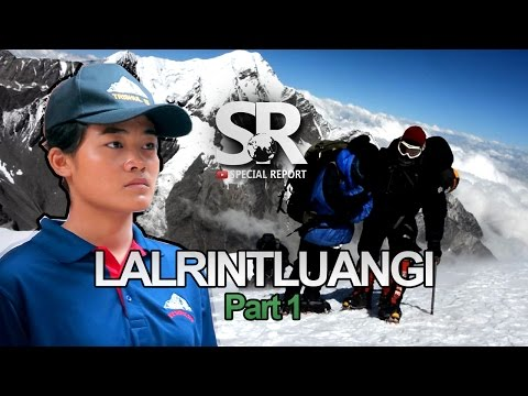 SR : Lalrintluangi | Interview | Everest Lamtluang [Part 1/2]