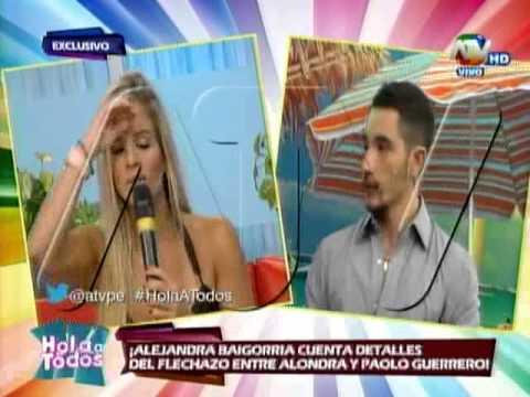 Mario Irivarren: Ya no estoy enamorado de Alondra García Miró