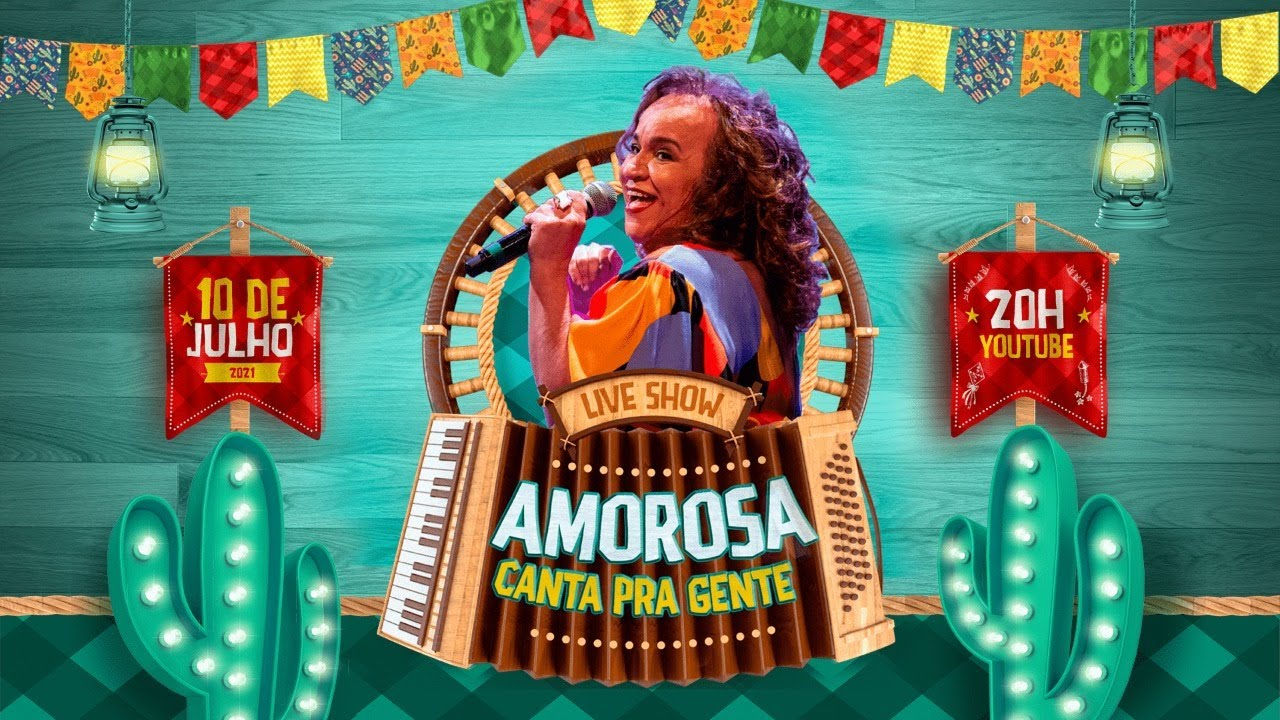 Download Amorosa, Canta pra Gente